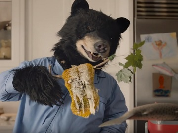 Bear Paws Sandwich Cookies Lunchbox Commercial