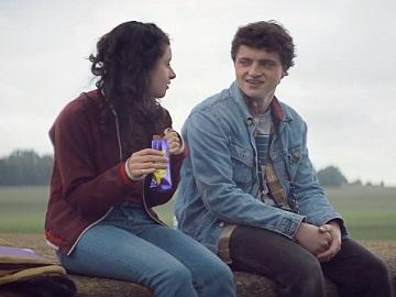 Cadbury Twirl Advert - Sarah & Miles