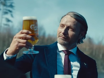 Carlsberg Danish Pilsner Advert - Feat. Actor Mads Mikkelsen