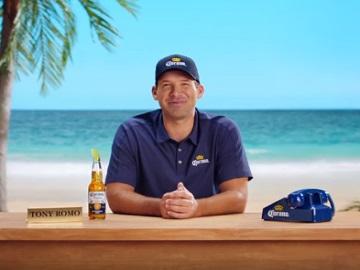 CoronaTony Romo Commercial