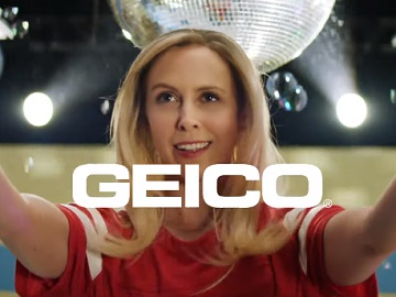 GEICO Socks Commercial - Girl Named Erin