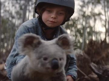 NRMA Insurance Boy Saving Koala Commercial