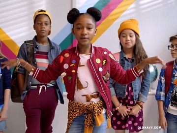 Old Navy Kids Commercial