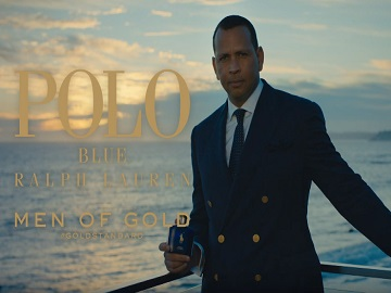 Ralph Lauren Polo Blue Men of Gold Commercial - Alex Rodriguez