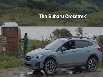 Subaru Crosstrek Android Auto Commercial - Toilet Paper