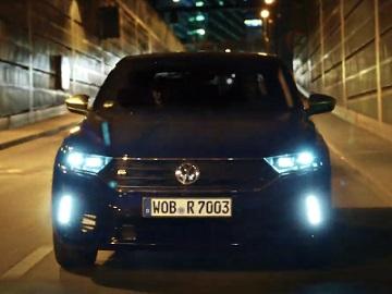 Volkswagen T-Roc R Commercial