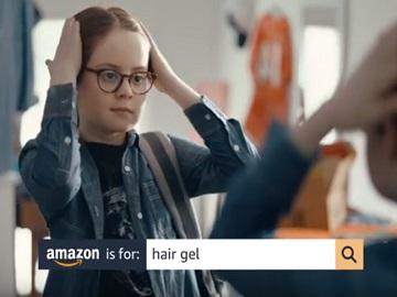 Amazon School Commercial Boy