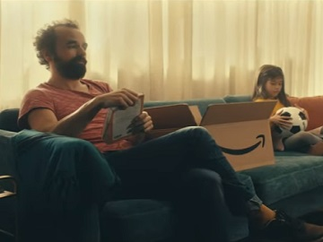 Amazon End of Summer Sale Commercial