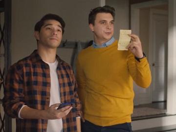 Samsung QLED Commercial Actors
