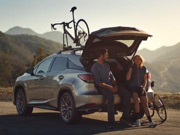 2020 Lexus RX Commercial