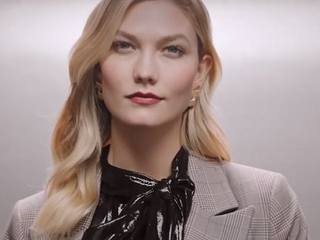 Estée Lauder Rebellious Rose Karlie Kloss Commercial