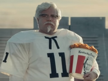 KFC Rudy 2 Commercial - He's Colonel Sanders Now
