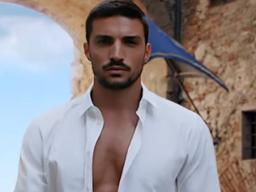 K by Dolce & Gabbana Fragrance Commercial - Italian Blogger & Actor Mariano Di Vaio