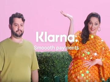 Klarna Pay It Later Celeste Barber Commercial
