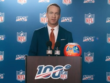 Tide Peyton Manning Commercial
