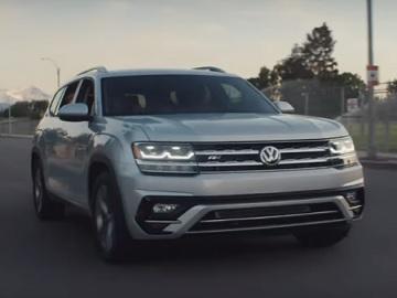Volkswagen Atlas Commercial