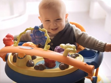 IKEA Safer Homes Baby Commercial