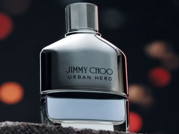 Jimmy Choo Urban Hero Fragrance Commercial