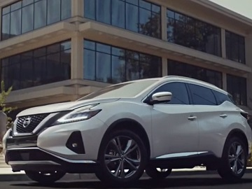 Nissan Murano Commercial