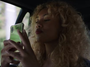 Volvo Selfie for Safety Commercial - Blonde Girl