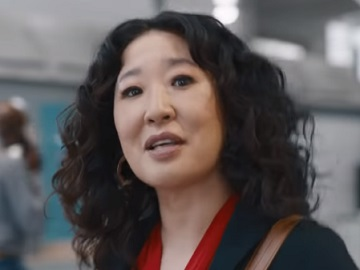 Air Canada Sandra Oh Commercial