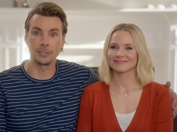 Lightlife Commercial - Kristen Bell and Dax Shepard