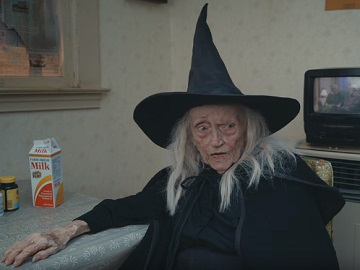 Skittles Witch Commercial