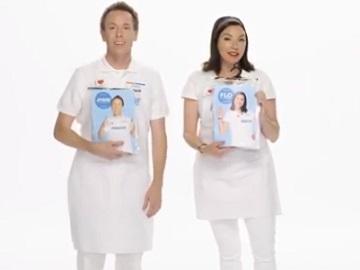 Progressive Halloween Flo and Jamie Costumes Commercial