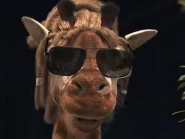 Hyundai JJ Giraffe Commercial