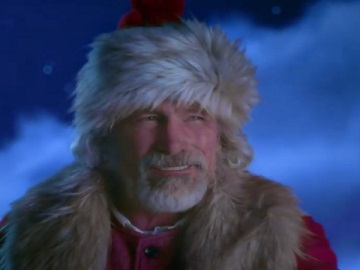 Kay Jewelers Santa Commercial
