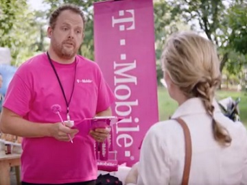Spectrum T-Mobile Salesman Commercial