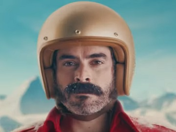 TK Maxx Christmas Advert - Skiier TK
