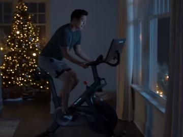 Peloton Christmas Commercial