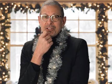 Apartments.com Jeff Goldblum Christmas Commercial