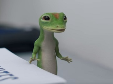 GEICO The Gecko & Flyers Commercial