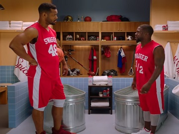 Old Spice Commercial - Isaiah Mustafa and Kevin Hart
