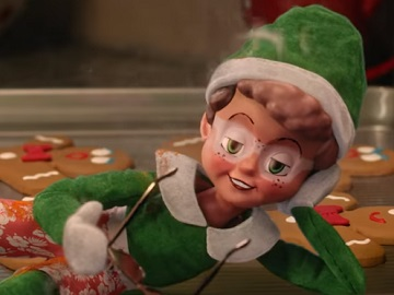 Teleflora Elf Commercial