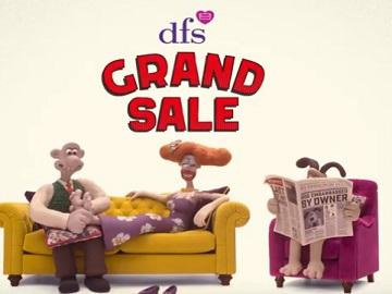 DFS Grand Sale Advert