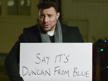 Innocent Drinks TV Advert - Feat. Duncan from Blue