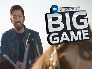 ADT Super Bowl 2020 Commercial - Jonathan Scott