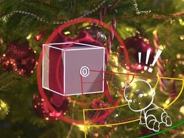 Fiat Christmas Tree Sensor Commercial