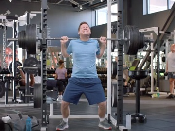 Ohio Lottery Weightlifting Commercial