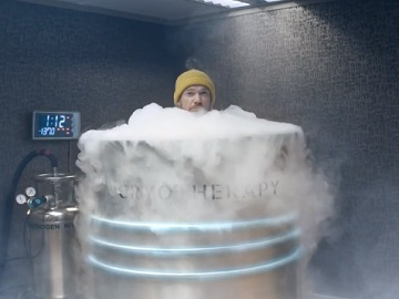 TurboTax Commercial - Cryotherapy