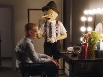 GEICO Sequels Pinocchio & Joe Buck Commercial