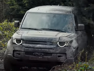 Land Rover DEFENDER Commercial