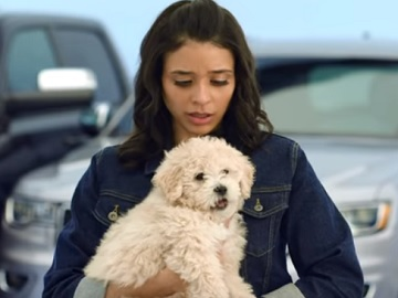 DriveTime Puppy Commercial