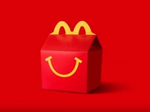 McDonald's Commercial Happy Meal