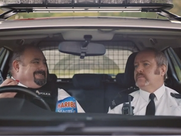 Haribo Starmix Police Officers Advert