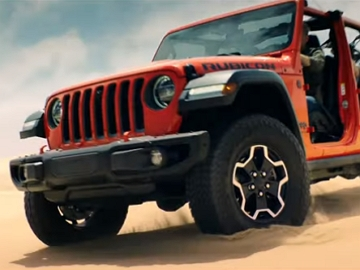 2020 Jeep Gladiator Commercial