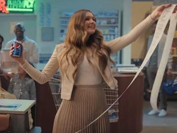 Pepsi Vanilla Commercial Dancing Girl